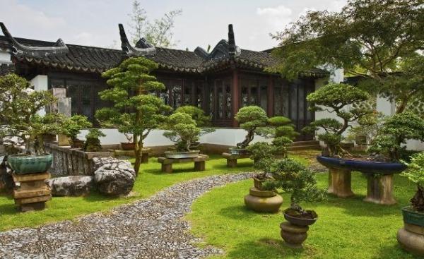 Feng Shui Garten Anlegen Garten Allgemein Bauen Und Wohnen In