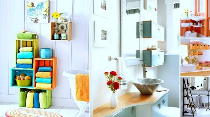 Design#5001818: Badezimmer stauraum - wellness, sauna, bad, pool, whirlpool und wc .... Stauraum Badezimmer