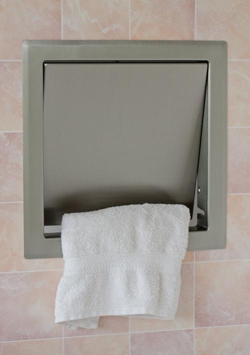 Wäscheschacht Klappe klappe für wäscheabwurfschacht heizung lüftung klima sicherheit