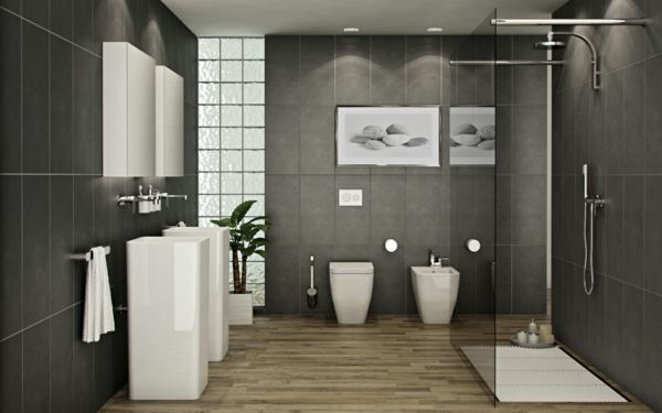 Designer Badezimmer - Wellness, Sauna, Bad, Pool, Whirlpool Und Wc