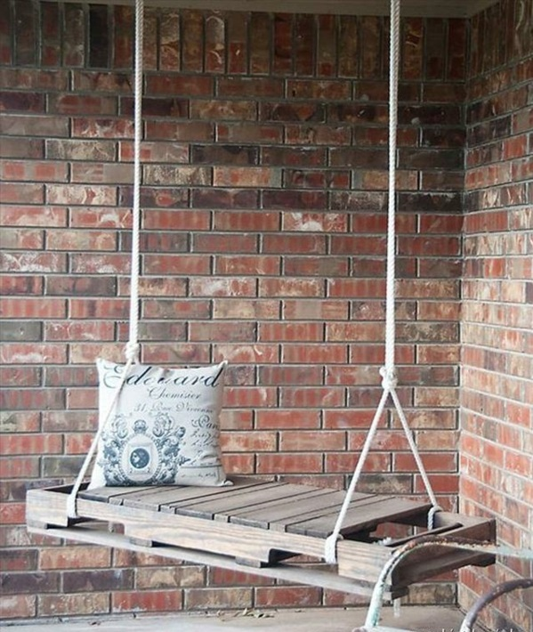 gartendeko aus paletten - garten allgemein - bauen und wohnen in, Hause und Garten
