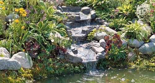 bachlauf selber bauen - wasser im garten - bauen und wohnen in der, Gartengestaltung