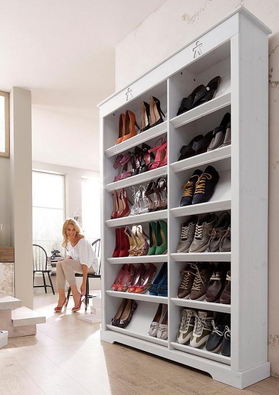 Schuhschrank selber bauen Anleitung - Möbel, Wohntrends, Licht, Feng ...