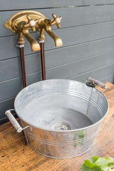Wasserstelle im Garten - Wasser im Garten - Bauen und Wohnen ...