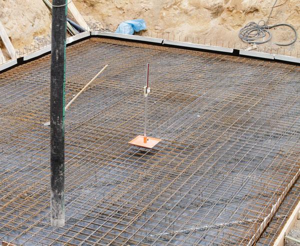 baukosten fuer das fundament einer fertiggarage