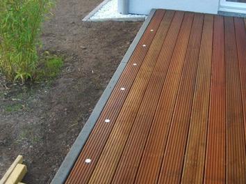 Bekannt Was ist beim Bau einer Terrasse zu beachten? - Garten Allgemein OB68