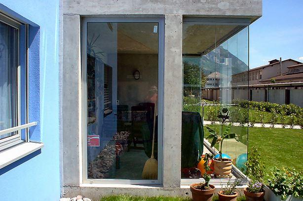 balkonverglasung preisliste dach d mmung fenster fassaden t ren tore storen bauen und. Black Bedroom Furniture Sets. Home Design Ideas