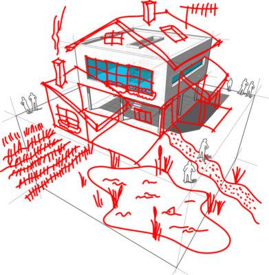 ausn tzungsziffer berechnen bauen und wohnen in der schweiz. Black Bedroom Furniture Sets. Home Design Ideas